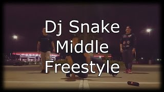 National Dance Day|| Dj Snake- Middle || Freestyle