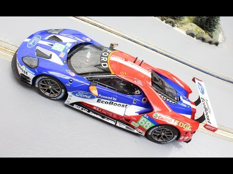 carrera ford gt youtube. Black Bedroom Furniture Sets. Home Design Ideas