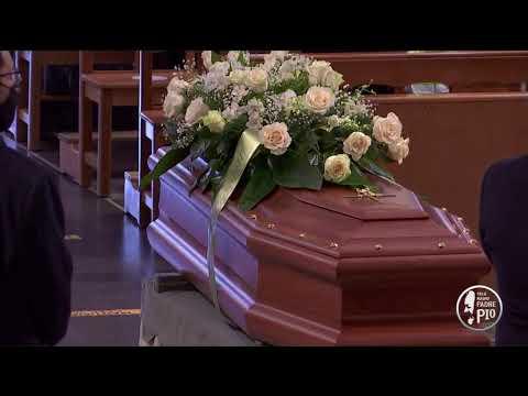 Funerali di Padre Marciano Morra (18 Gennaio 2021)