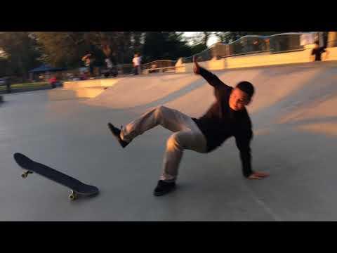Centennial skate park sesh