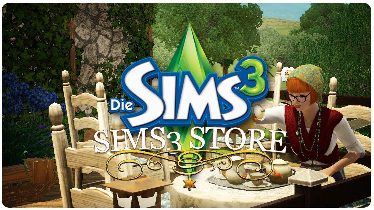 Zweites Frühstück in der alten Mühle ★ Sims 3 Store Update ...