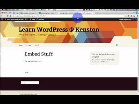 Embed Google Forms in WordPress - YouTube