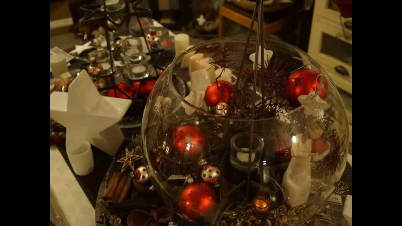 Weihnachtsausstellung 2013 bei raumgestaltung mit ideen for Raumgestaltung youtube