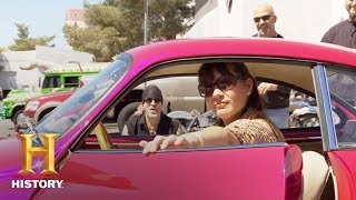 Counting Cars: Shannon Gives His Wife Her Dream Car | History