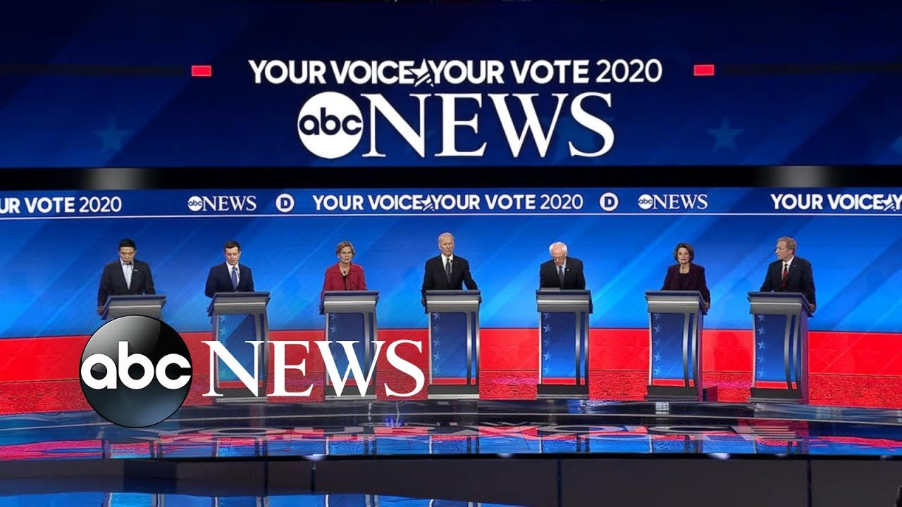 7th Democratic debate wraps up in New Hampshire | ABC News ...