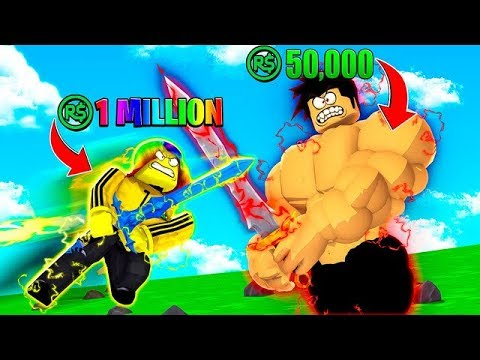 Download I had a 1 MILLION ROBUX Battle with my Big Brother.. (Roblox)