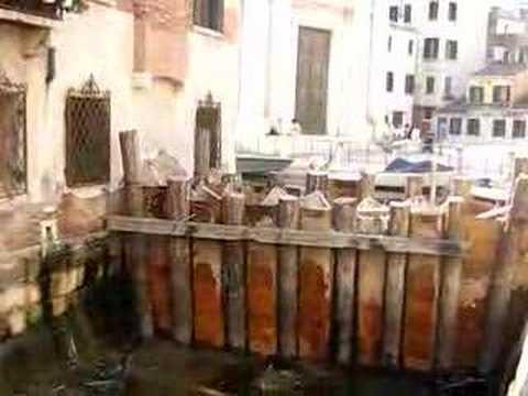 Venice, Italy - Empty Canal