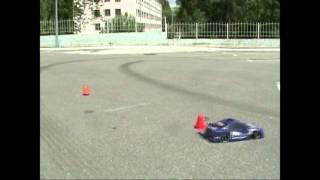 Учимся делать восьмёрку!/Learning how to do drift-eight.