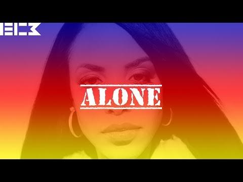 [FREE] Aaliyah Type Beat 2020   Alone   90s R&B Sample Type Instrumental 2019