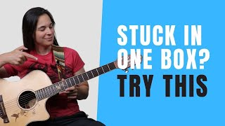 How to Get Oขt of the Pentatonic Box with THIS Cool Scale Trick