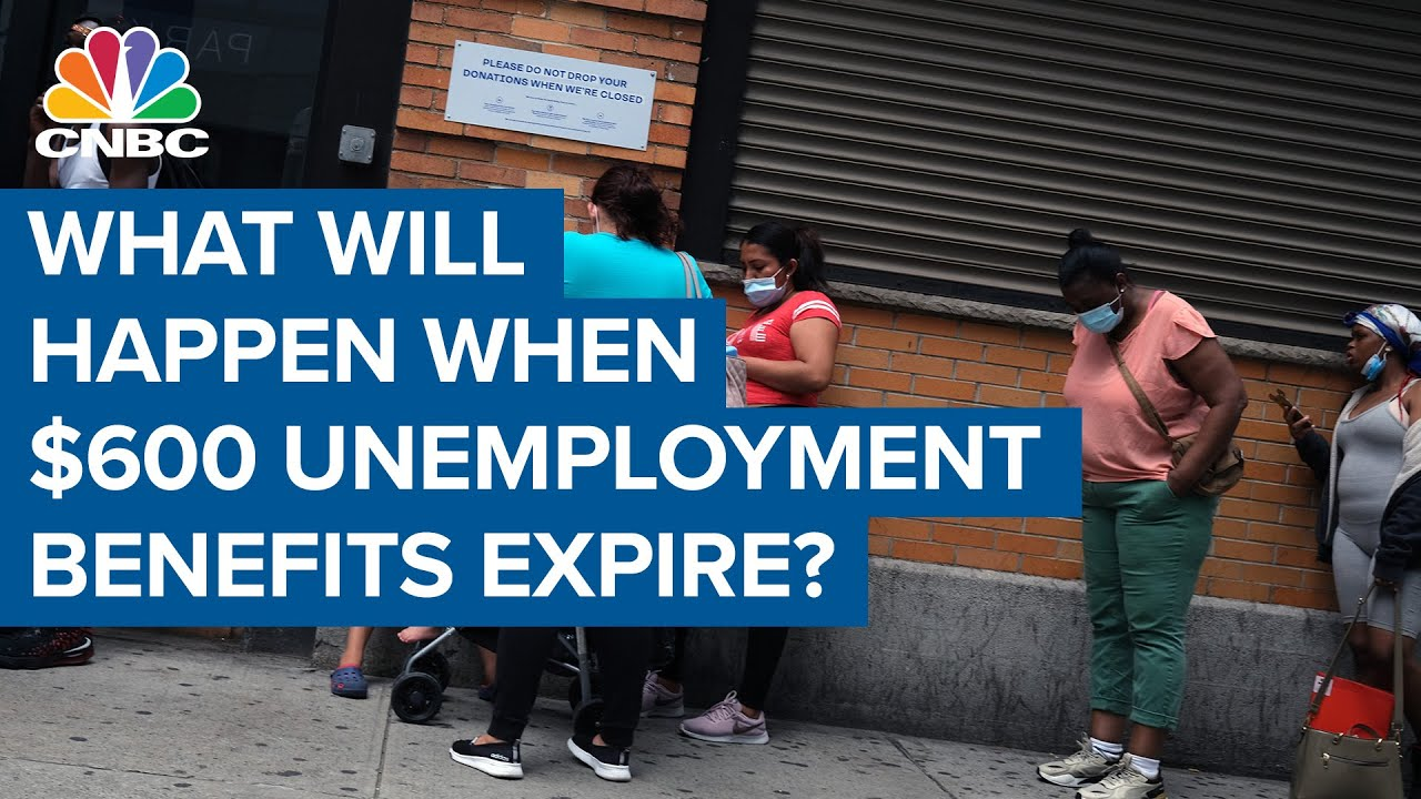 Will second stimulus checks, enhanced $600 unemployment ...