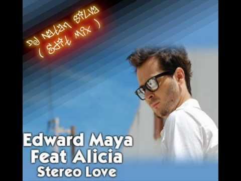 Edward Maia - Stereo Love ( Dj Natan Silva Edit Mix )