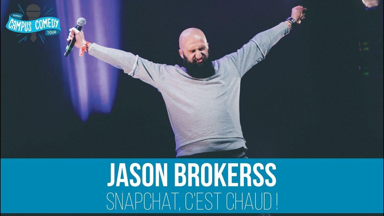 Jason Brokerss - Snapchat, c'est chaud ! (Calendrier de l'Avent du LOL)