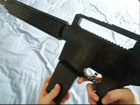 Call Of Duty: Black Ops: LEGO M16