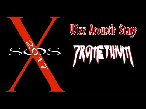 Promethium live at S.O.S. fest. 2017