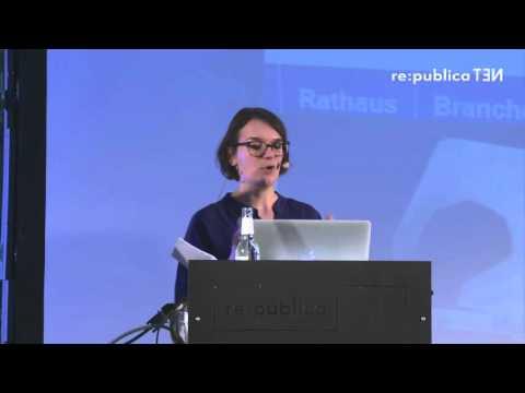 re:publica 2016 – Sonja Di Vetta: Medienprojekte mit jungen Flüchtenden on YouTube