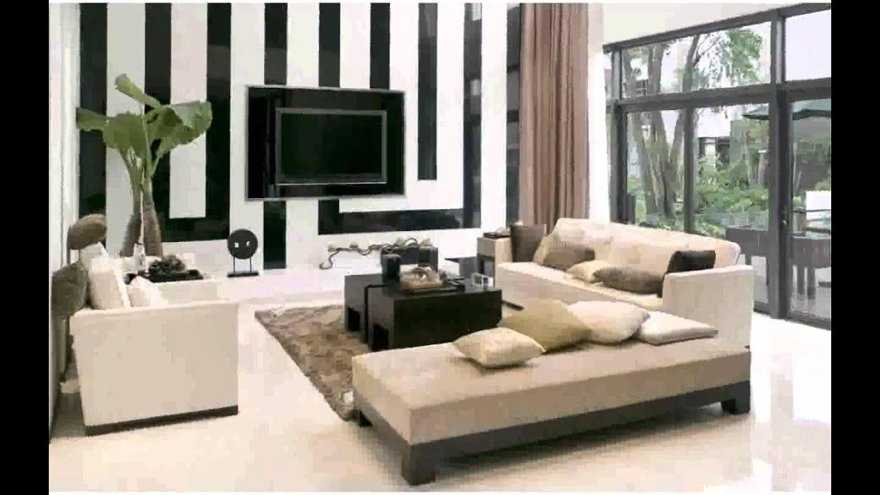 Contemporary Interior Design Characteristics - YouTube