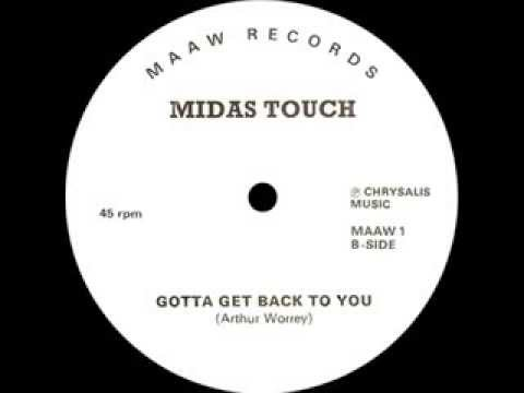 Midas Touch - Gotta get back to you.1981
