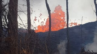 CNY volcanologist: Kilauea 'like a disaster movie'