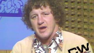 Terry Funk is the New NWA Champion