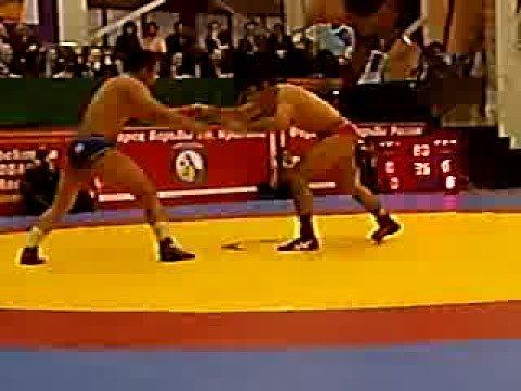 Зоригто Цырендондопов / Buryad-mongol wrestling