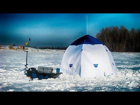 Палатка для зимней рыбалки  Зонтик Пингвин 3 -МОЙ ВЫБОР ПАЛАТКИ