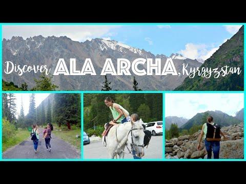 VLOG: A Day Trip To Ala Archa, Kyrgyzstan + Horseback Riding