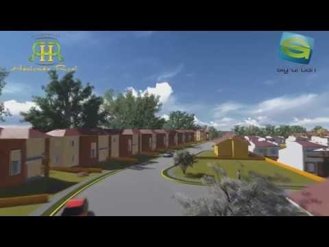 Residencial Hacienda Real (Render)