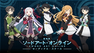 Gambar cover Sword Art Online the Movie: Ordinal Scale - Vocal OST Collection