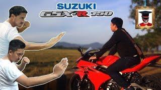 Review Motor Suzuki GSXR 150, Gurih Nyoi !