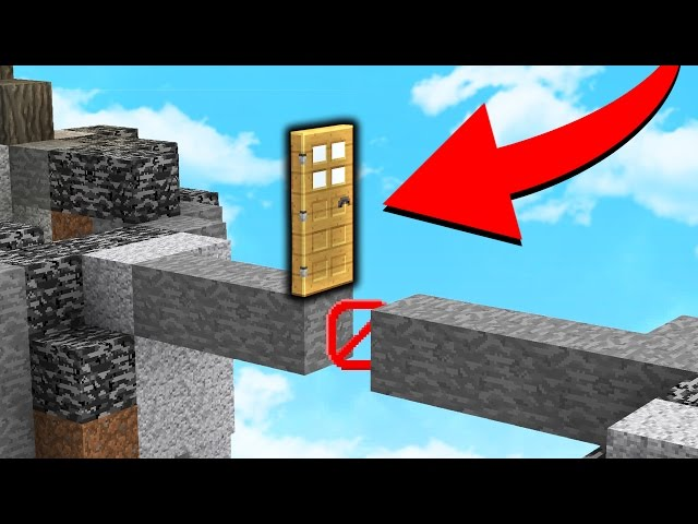 IS THIS BETTER THAN THE I AM STONE CHALLENGE?... | Minecraft Skywars