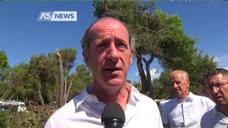 ZAIA: «STATO DI CALAMITA', MA CI RIALZEREMO»