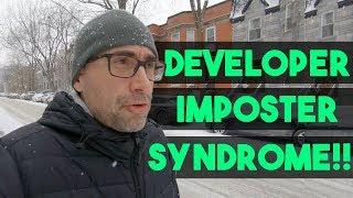 Developer Imposter Syndrome!!