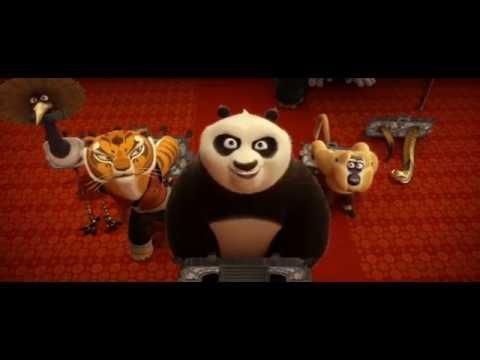 Kung Fu Panda 2 (2011)   Türkçe Dublajlı Fragman