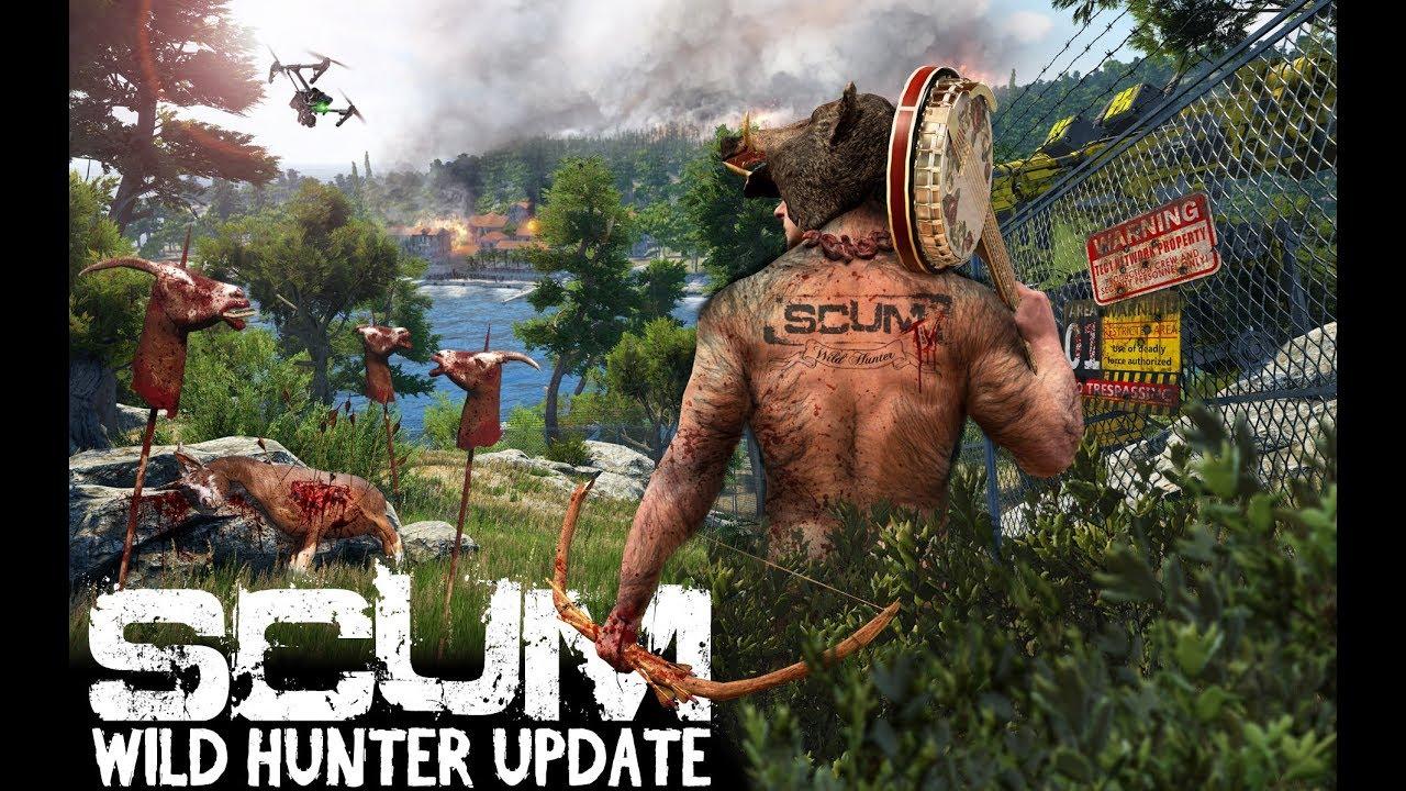 Из-за бага в SCUM пенисы игроков росли сами по себе с каждым заходом на сервер. Мутации пофиксили