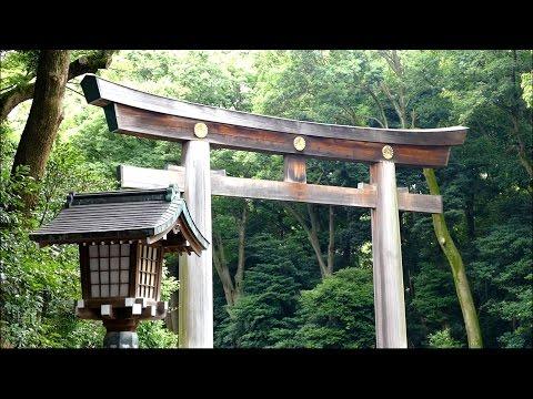 Meiji Shrine Tokyo - Shibuya Japan Trip 明治神宮