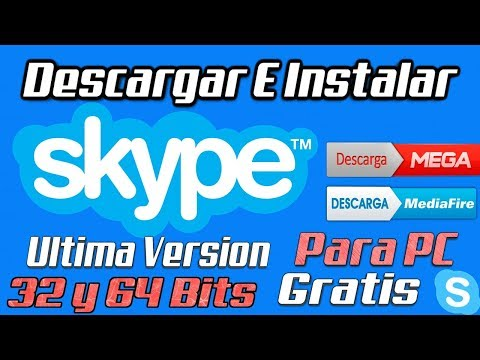 How to Download and Install Skype Free Ultima Full Version in Spanish 2018