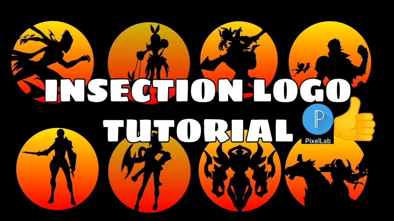 How To Make Insection Logo Easy Tutorial Youtube Lancelot odette by aiko614 on deviantart. how to make insection logo easy tutorial