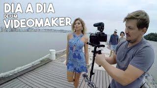 ACOMPANHE UMA SEMANA DE PRODUÇÃO - Dia a Dia de Videomaker #01