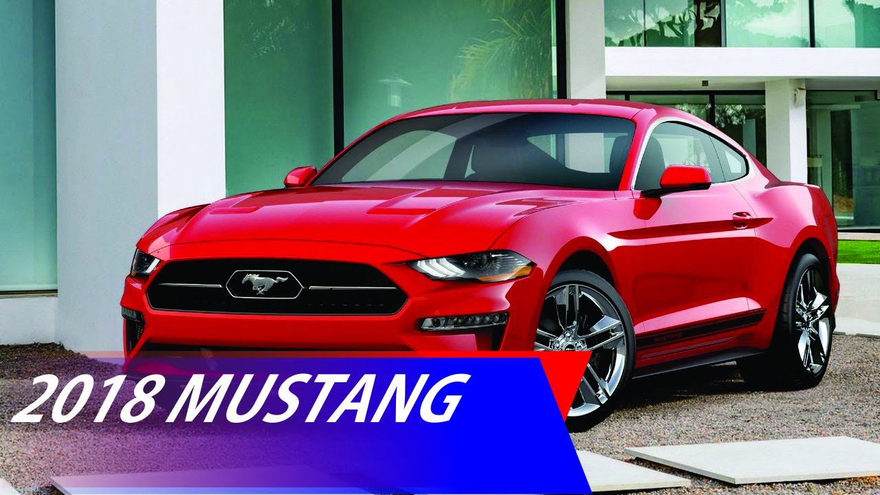 wow 2018 ford mustang offered exclusively for ecoboost powered versions youtube. Black Bedroom Furniture Sets. Home Design Ideas