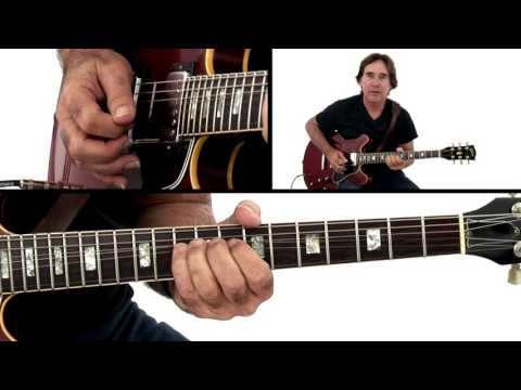 Jazz Rock Guitar Lesson - Sorrow: 1 Overview - Carl Verheyen