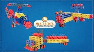 Rokenbok Maker Rok Blocks