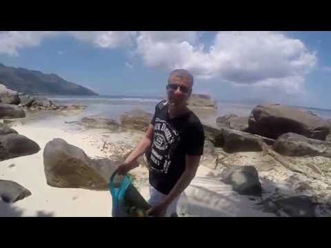 Сейшелы 🇸🇨 пляж Бо Валлон
