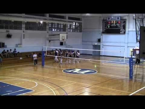 Varsity Volleyball 2013-14 Morrison Academy vs Chung Shan Medical