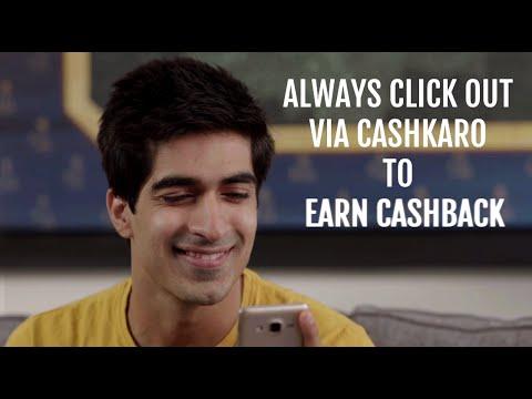 How To Earn Cashback On Online Shopping! #CashKaro #EarnKaro