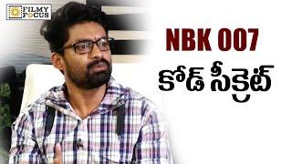 Kalyan Ram about NBK 007 Code Secret in ISM Movie - Filmyfocus.com
