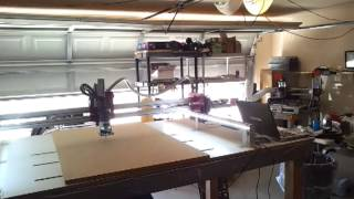 Led Light Upgrade On My Cnc Router Table