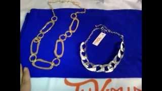 Siren Accessories featuring TuVous - Aquarius and Celine necklaces Thumbnail