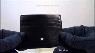 MB 106653 montblanc credit card holder porta carte di credito review
