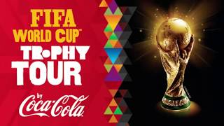 Goal Nigeria - How some fans got the Coca-Cola World Cup Trophy Tour ticket